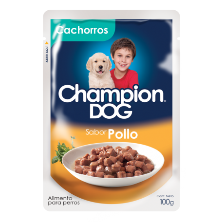champion-dog-pouch-cachorro-sabor-pollo-24x100g